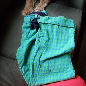 Aerie flannel pj pants